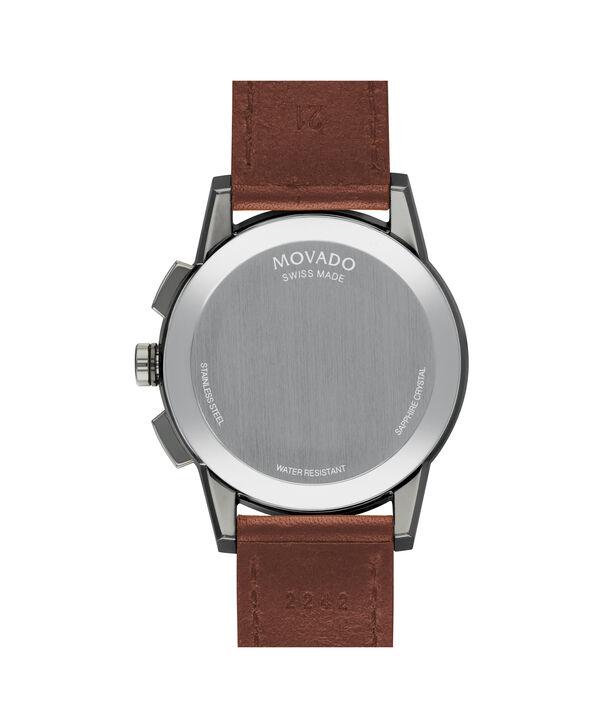 MOVADO Museum Sport0607290 – Men's 43 mm strap watch - Back view