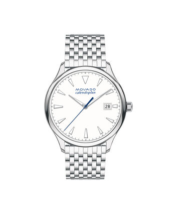 MOVADO Movado Heritage Series3650045 – Women's 36 mm bracelet watch - Front view