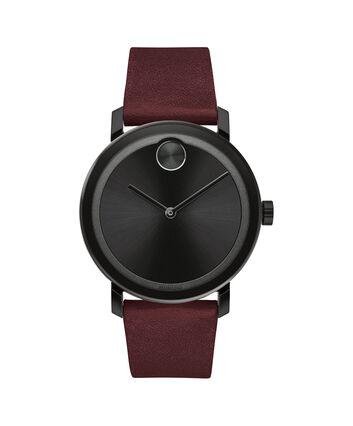 MOVADO Movado BOLD3600525 – Men's 40 mm strap watch - Front view