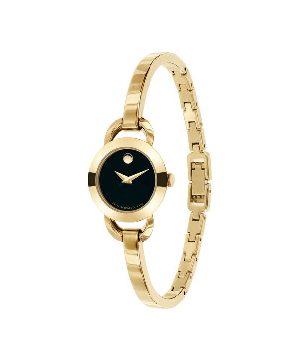 MOVADO Rondiro0606888 – Women's 22 mm bangle watch - Side view