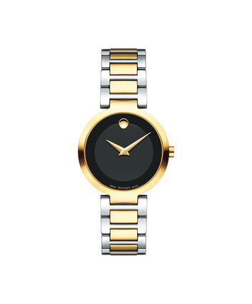 MOVADO Modern Classic0607102 – Women's 28 mm bracelet watch - Front view