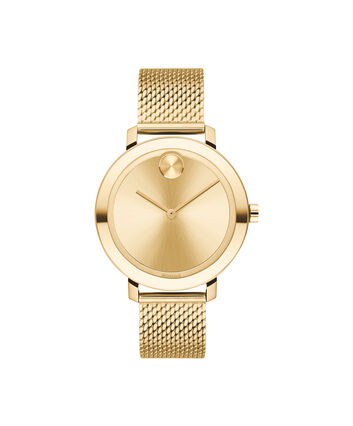 MOVADO Movado BOLD Evolution3600653 – 34mm Movado BOLD Evolution on Mesh - Front view