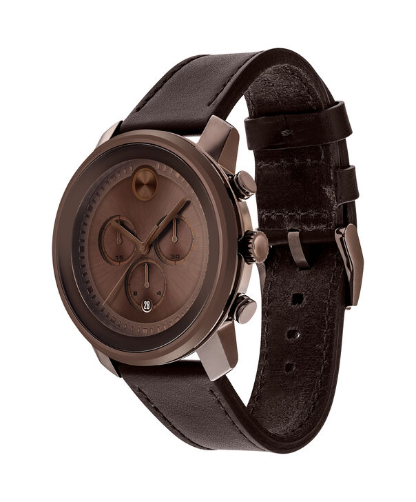 MOVADO Movado BOLD3600420 – 44 mm Metals strap chronograph - Side view