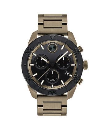 MOVADO Movado BOLD3600513 – Montre BOLD Sport de 44.5 mm, à bracelet souple - Front view