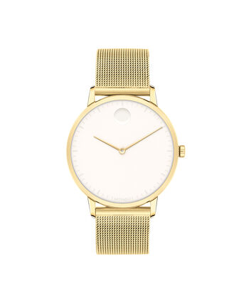 MOVADO Movado Face3640015 – Women's 35 mm bracelet watch - Front view