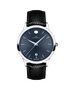 MOVADO 1881 Automatic0607454 – 39mm 1881 Automatic on Strap - Front view