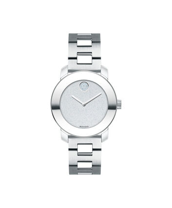 MOVADO Movado BOLD3600568 – 30 mm Metals bracelet watch - Front view
