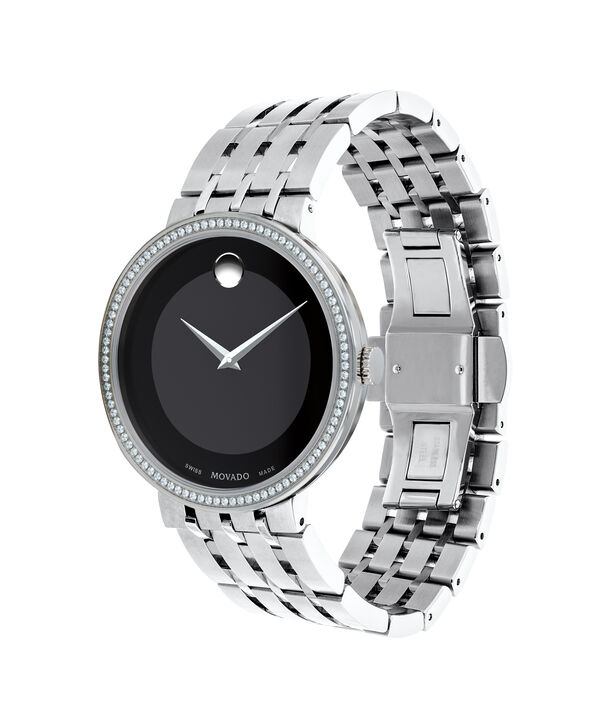 MOVADO Esperanza0607238 – Men's 39 mm bracelet watch - Side view