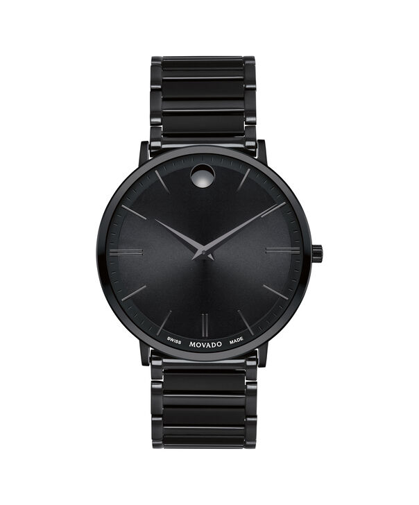 MOVADO Movado Ultra Slim0607210 – Men's 40 mm bracelet watch - Front view