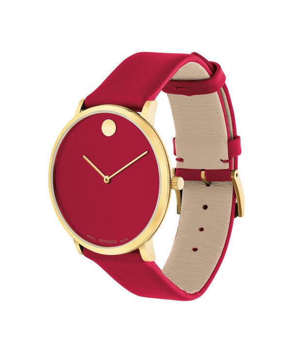 MOVADO Modern 470607253 – Movado.com EXCLUSIVE montre à bracelet souple - Side view