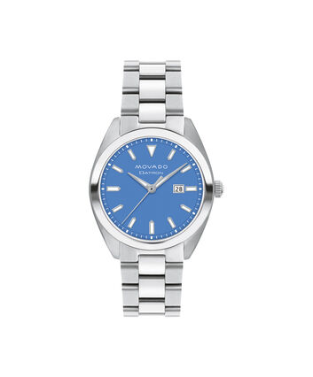 MOVADO Movado Heritage Series3650076 – Women's 31 mm bracelet watch - Front view