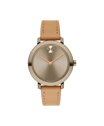 MOVADO Movado BOLD Evolution3600645 – 34mm Movado BOLD on Strap - Front view