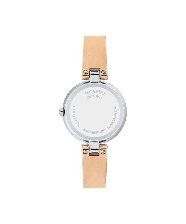 MOVADO Aleena0607152 – Women's 27 mm bangle watch - Back view