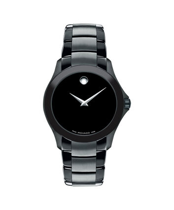MOVADO Masino0606486 – Men's 38 mm bracelet watch - Front view