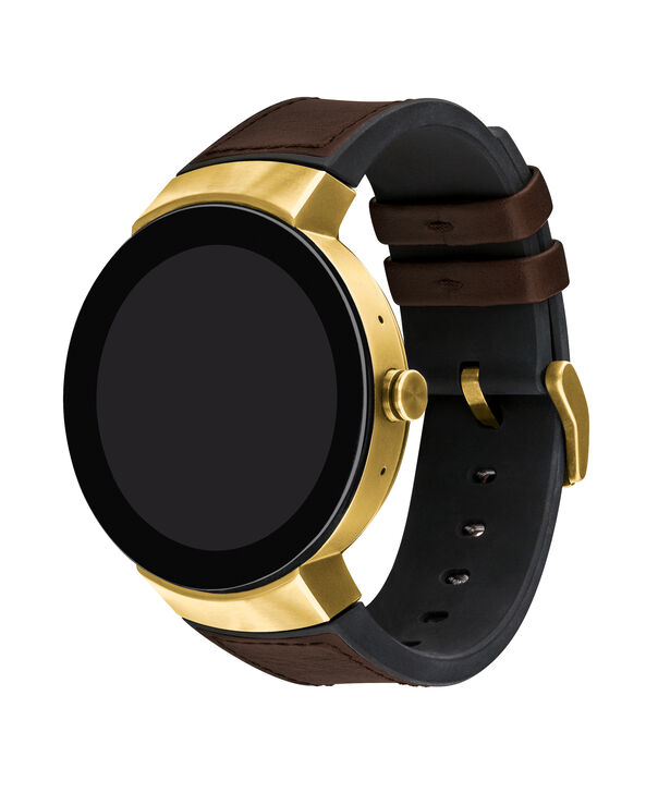 MOVADO Movado Connect3660021 – 46.5 mm display smartwatch - Side view