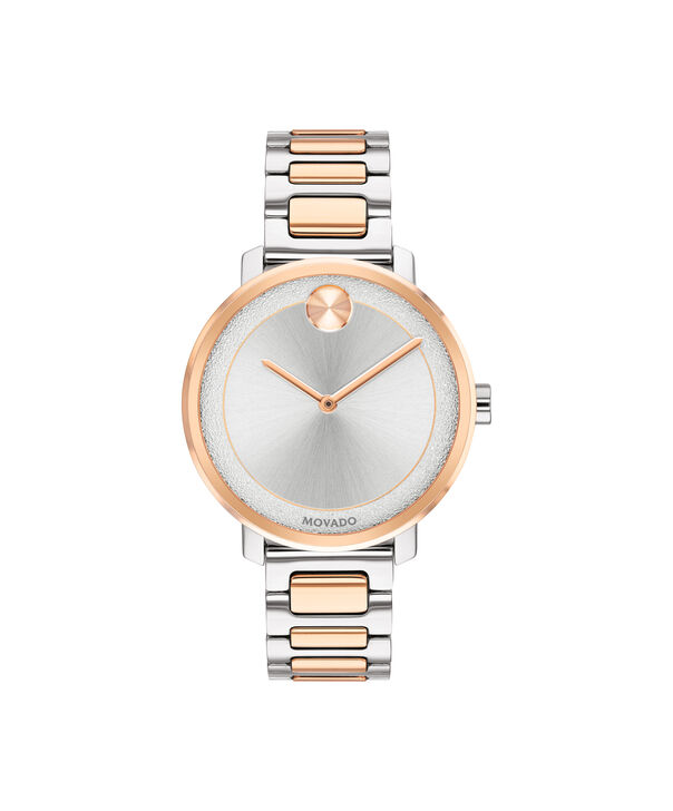 MOVADO Movado BOLD3600504 – 34 mm Metals bracelet watch - Front view