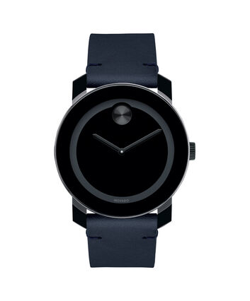 MOVADO Movado BOLD3600583 – 42 mm BOLD 2H TR90 on Strap - Front view