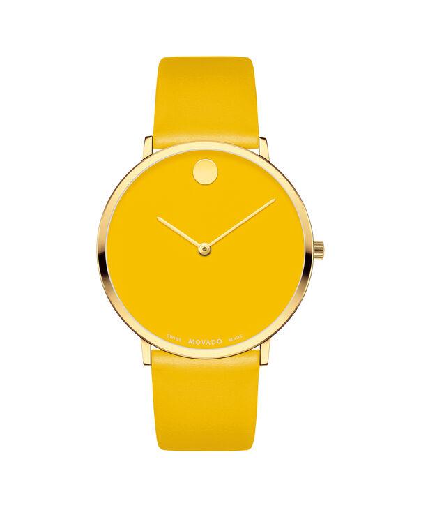 MOVADO Modern 470607255 – Movado.com EXCLUSIVE 40mm strap watch - Front view