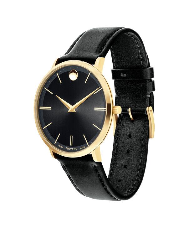 MOVADO Movado Ultra Slim0607087 – Montre de 40 à bracelet souple pour hommes - Side view