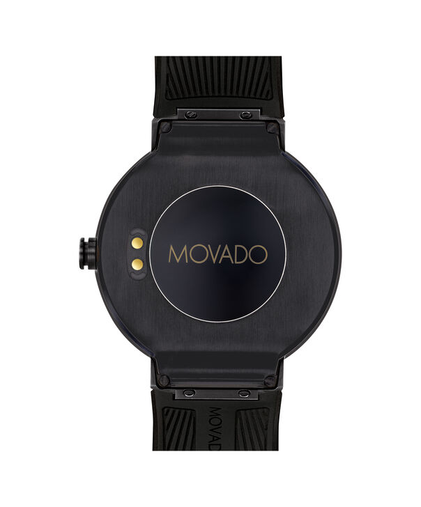 MOVADO Movado Connect3660018 – 46.5 mm display smartwatch - Back view