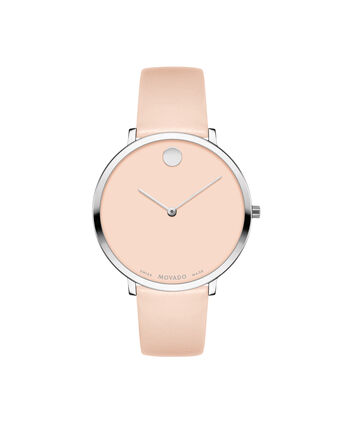 MOVADO Modern 470607388 – 35mm Modern 47 on Strap - Front view