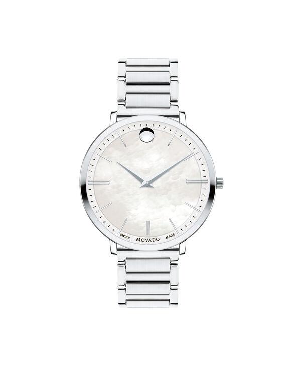 MOVADO Movado Ultra Slim0607170 – Montre de 35 à bracelet pour femmes - Front view