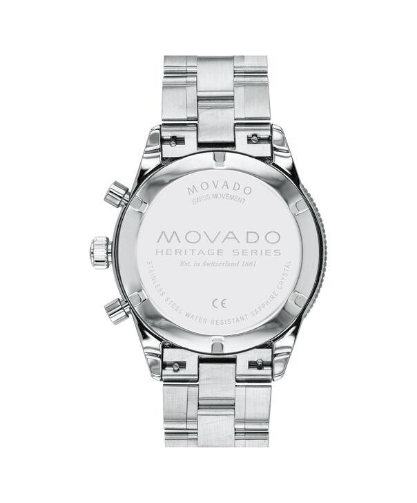MOVADO Movado Heritage Series3650101 – Heritage Series Calendoplan 42 mm - Back view