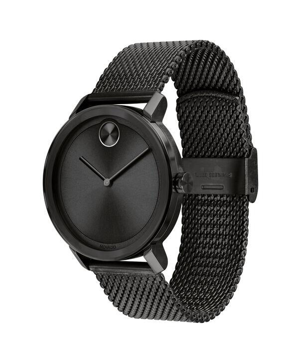 MOVADO Movado BOLD3600562 – Montre-bracelet à cadran de 40 mm - Side view