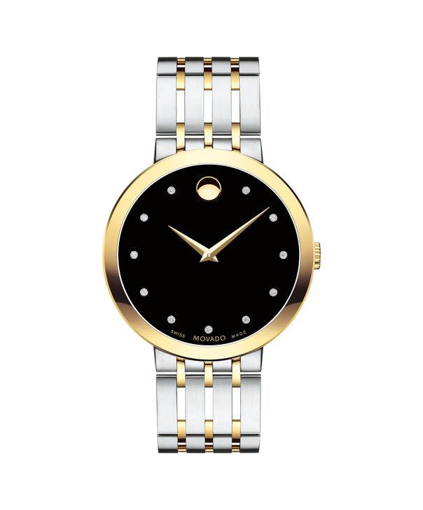 MOVADO Esperanza0607191 – Men's 39 mm bracelet watch - Front view