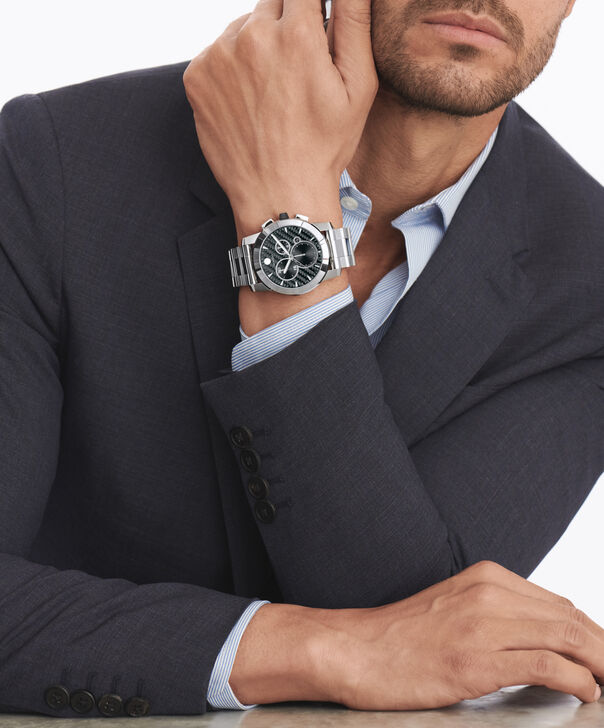 MOVADO Vizio0606551 – Chronomètre de 44,5 mm pour hommes - Other view
