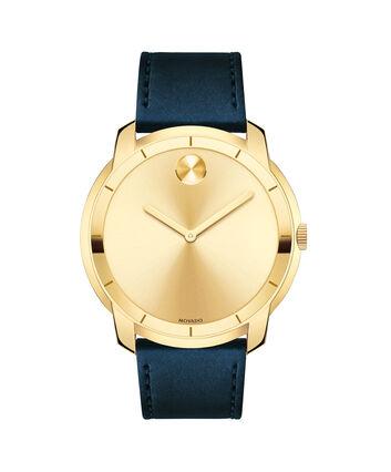 MOVADO Movado BOLD3600469 – Men's 44 mm strap watch - Front view