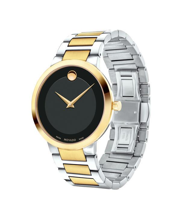 MOVADO Modern Classic0607120 – Montre-bracelet à cadran de 39.5 mm pour hommes - Side view