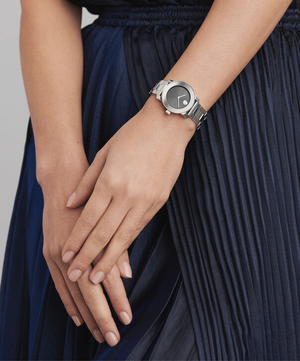 MOVADO Movado BOLD3600551 – Montre de 30 mm avec bracelet en métal - Other view