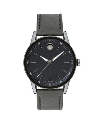 MOVADO Museum Sport0607265 – Men's 42 mm strap watch - Front view