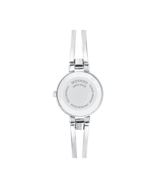 MOVADO Amorosa0607154 – Montre à bracelet-jonc de 24 mm pour femmes - Back view