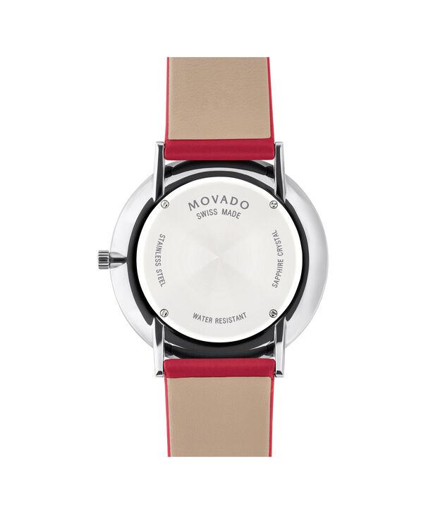 MOVADO Modern 470607250 – Movado.com EXCLUSIVE montre à bracelet souple - Back view