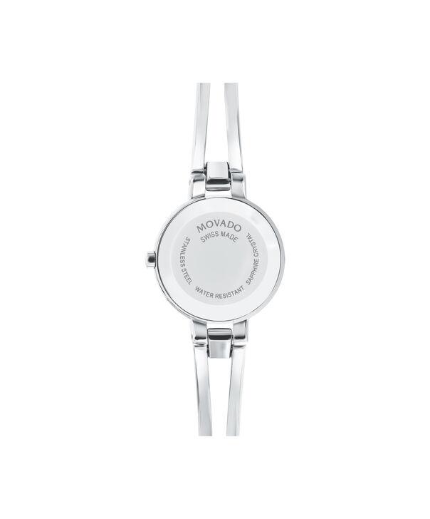 MOVADO Amorosa0607153 – Montre à bracelet-jonc de 24 mm pour femmes - Back view