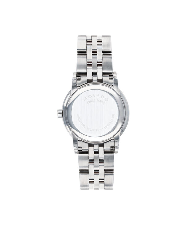 MOVADO Museum Classic0607397 – Museum Classic 28 mm - Back view