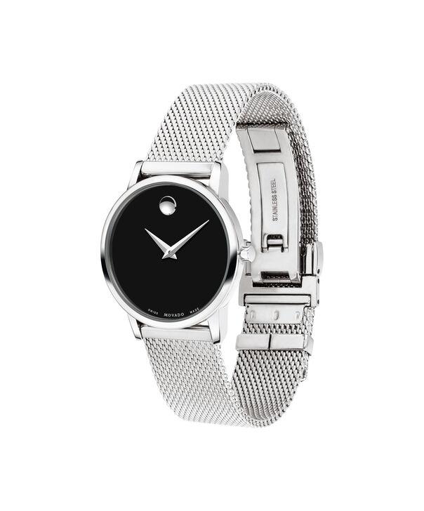MOVADO Museum Classic0607220 – Women's 26 mm bracelet watch - Side view