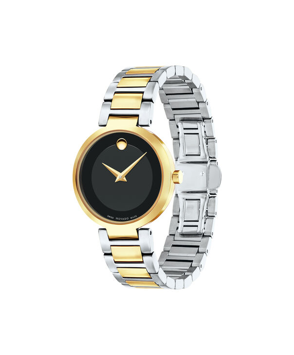 MOVADO Modern Classic0607102 – Women's 28 mm bracelet watch - Side view