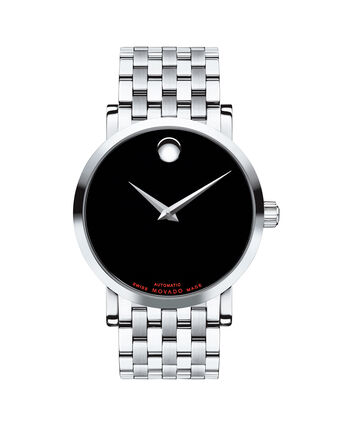 MOVADO Red Label0606283 – Montre automatique de 42 mm pour hommes - Front view
