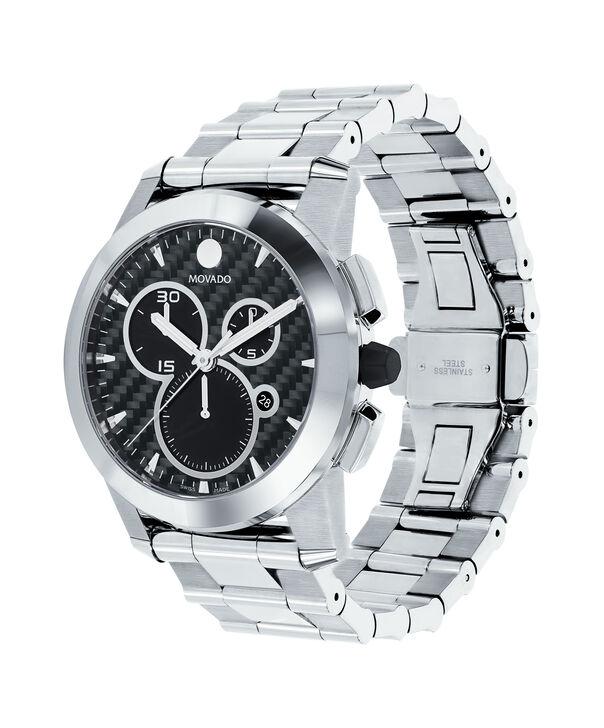 MOVADO Vizio0606551 – Men's 44.5 mm bracelet chrono - Side view