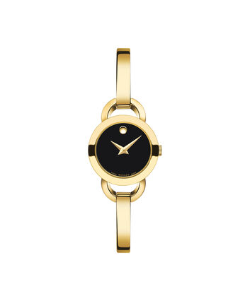 MOVADO Rondiro0606888 – Women's 22 mm bangle watch - Front view