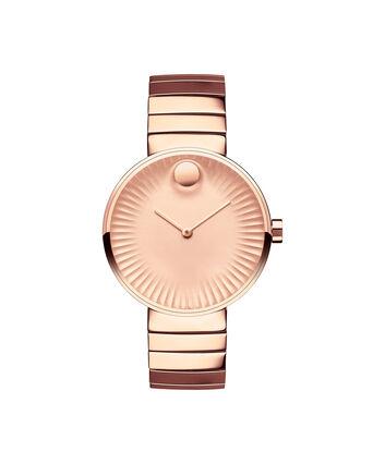 MOVADO Movado Edge3680013 – Women's 34 mm bracelet watch. - Front view