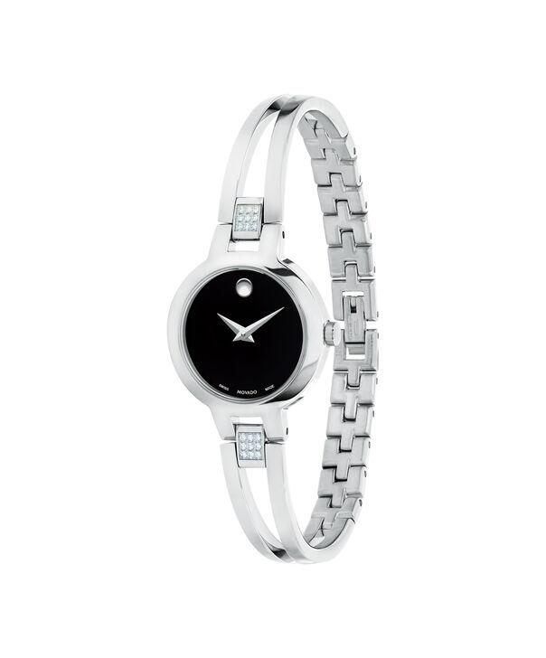 MOVADO Amorosa0607154 – Montre à bracelet-jonc de 24 mm pour femmes - Side view
