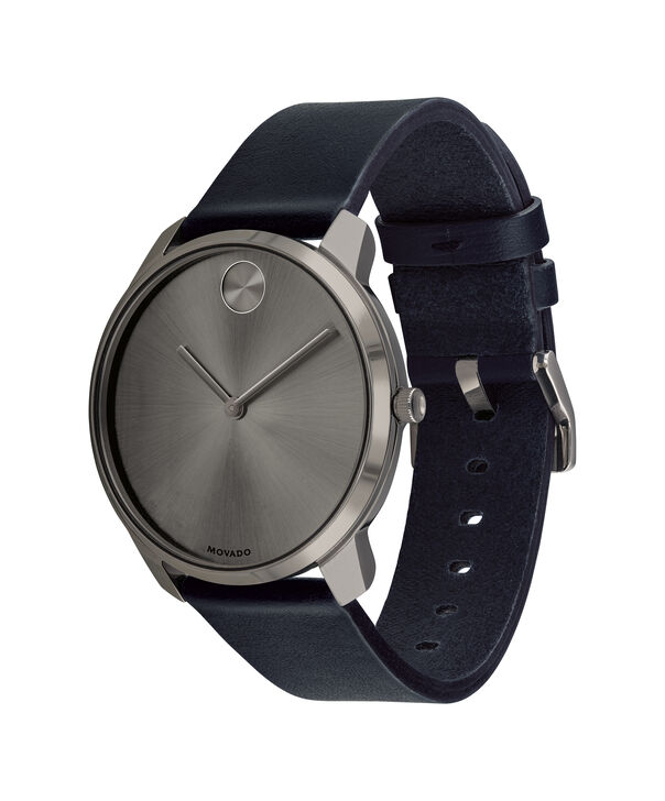 MOVADO Movado Bold3600586 – 42mm BOLD Thin on Strap - Side view