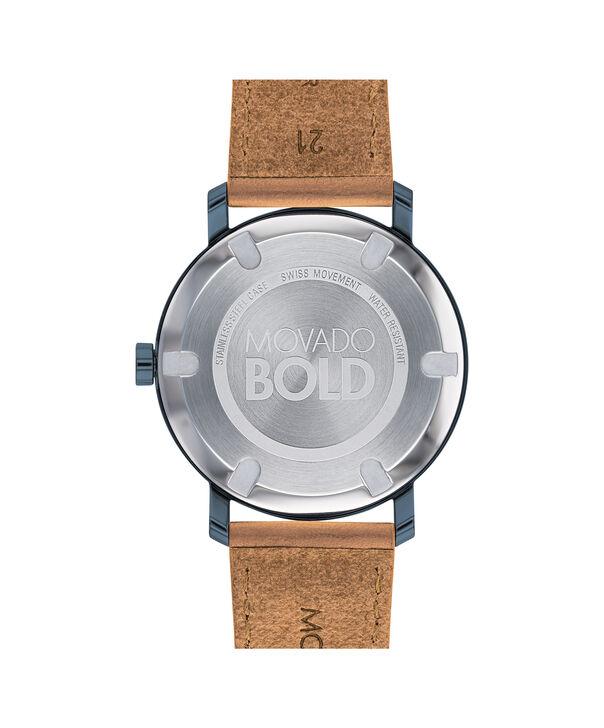 MOVADO Movado BOLD3600505 – Men's 40 mm strap watch - Back view