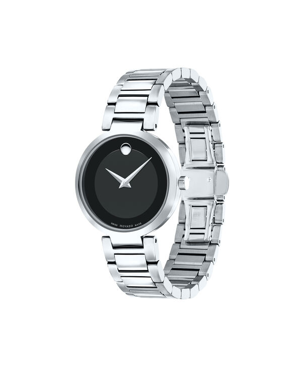 MOVADO Modern Classic0607101 – Women's 28 mm bracelet watch - Side view
