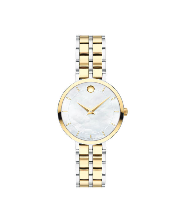 MOVADO Kora0607323 – 28mm Kora on Bracelet - Front view
