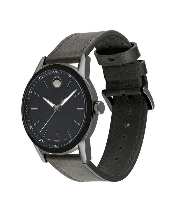 MOVADO Museum Sport0607265 – Men's 42 mm strap watch - Side view
